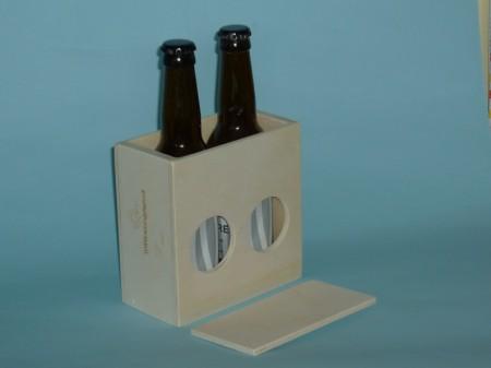 "Porta bottiglie birra cod. "" 090618"""
