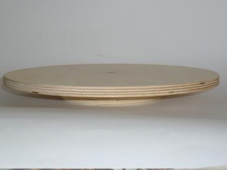 """Piatto/ vassoio in legno tondo cod. """"190319"""""""
