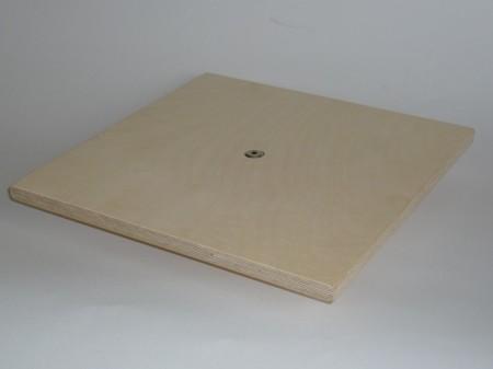 """Piatto/vassoio in legno quadrato cod. """"220319"""""""